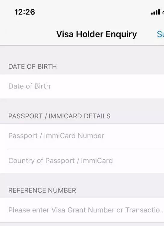 倒计时3天!最后提醒小伙伴们检查自己的签证状况,别等过期之后后悔!(内附签证信息查询APP使用方法)